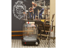 The Matura 180 L kettle was entered into the Czech book of records.