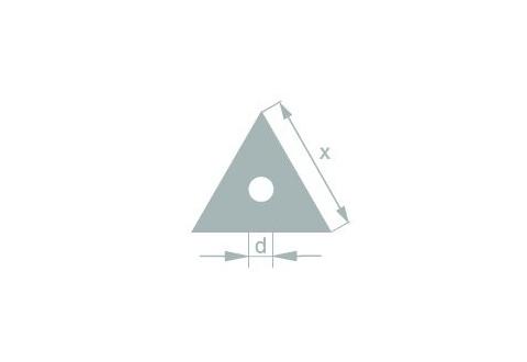 Dreieckkapillaren