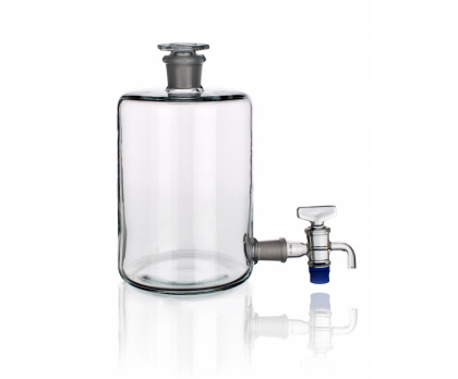 WOULF BOTTLES WITH NECK AND OUTLET