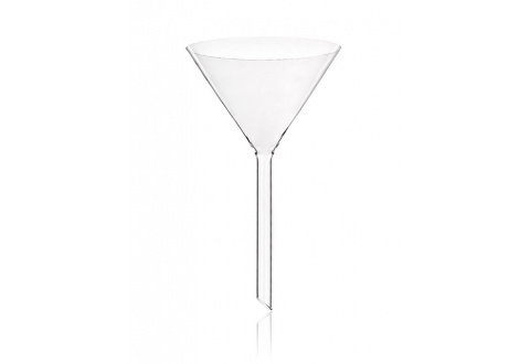 FUNNEL WITH SHORT  STEM angle 60°
