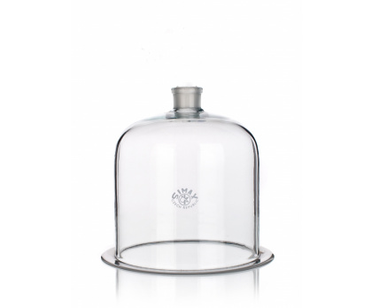 BELL JARS WITH GROUND FLANGE AND NECK SJ