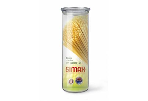 SIMAX Zásobník s plastovým víkem