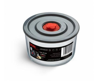 Simax Kavalier 0.35l zásobník Pump & Pump s plastovým víkem a patentovaným uzávěrem