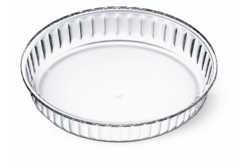 FLUTED BAKING DISH
