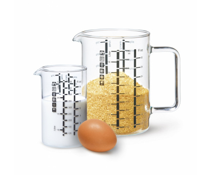COOKING AND MEASURING JUG - SET