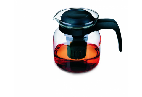 MATURA JUG WITH PLASTIC TEA STRAINER