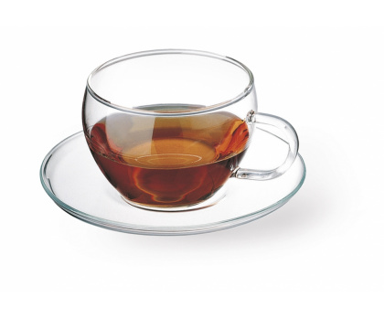 EVA CUP WITH SAUCER