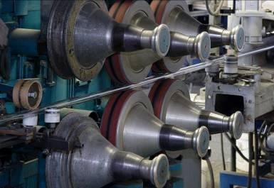 Strojní výroba trubic