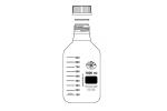 DRUCKLABORFLASCHE -1/+1,5 BAR