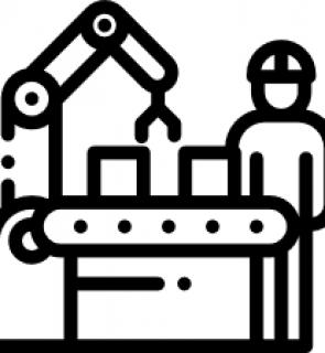Pomocná obsluha tiskařského stroje