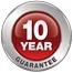 10 Jahre Garantie aller Nutzeigenschaften
